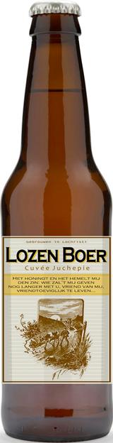 Bier - Lozen Boer Cuvée Juchepie